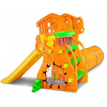Ching Ching Tree House and Slide (4 in 1)