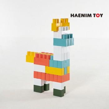 Haenim Toy Super  Big Blocks (Made In Korea) READY STOCK