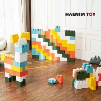 Haenim Toy Super  Big Blocks (Made In Korea) READY STOCK