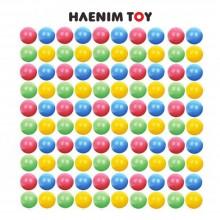 Haenim (Korea) Play Balls 8cm (100pcs)