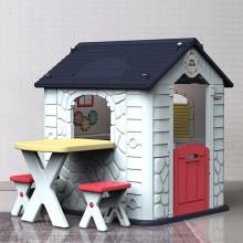 Haenim (Korea) My First Kids Play House (Navy Blue)