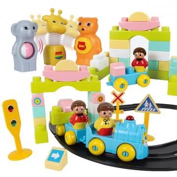 Haenim Toy Train Blocks