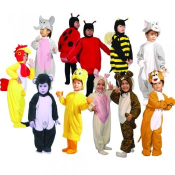 Animal Costume (10/set)