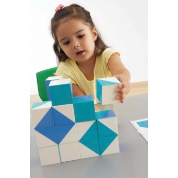 WePlay Art Blocks – Ocean (16 pcs)