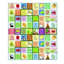 Ching Ching Baby / Kids Play Mat (Fruit Alphabet)