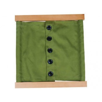 Buttoning Frame-large Buttons