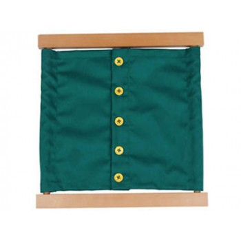 Buttoning Frame-small Button