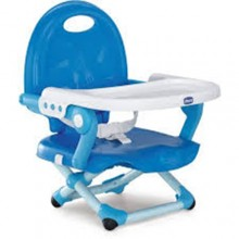 Chicco Portable & Foldable Baby Chair - Orange/ Blue / Lime / Cherry
