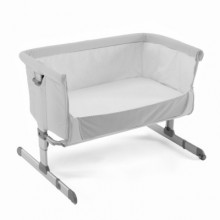 Chicco Next2Me Co - Sleeping Crib Silver