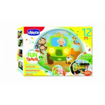 Chicco Fun Travel Safari Car Toy