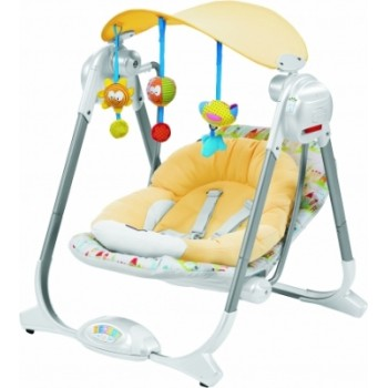 Chicco Polly Swing Baby Sketching