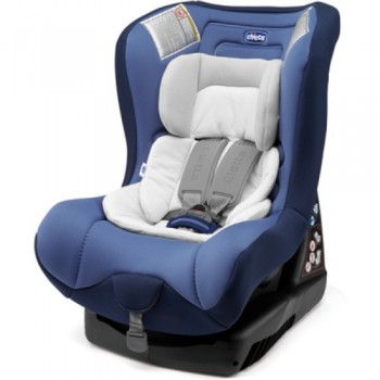 Chicco Eletta Car Seat Deep Blue