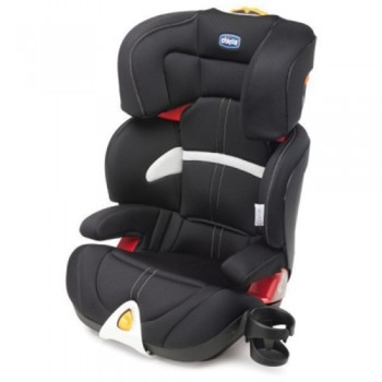 Chicco Oasys 2-3 Child Car Seat Black