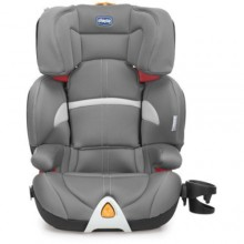 Chicco Oasys 2-3 Child Car Seat Grey