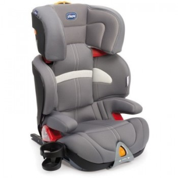 Chicco Oasys 2-3 Fixplus Child Car Seat Grey