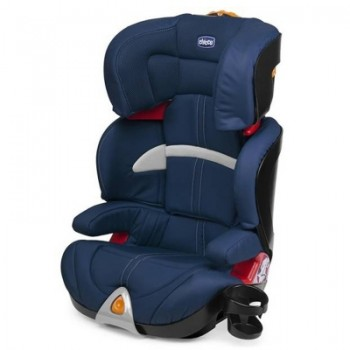 Chicco Oasys 2-3 Fixplus Child Car Seat Midnight