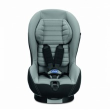 Chicco Xpace Isofix Child Car Seat Liquorice
