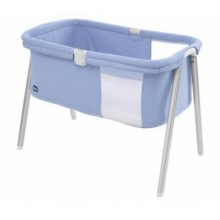 Chicco LullaGo Travel Crib Deep Blue