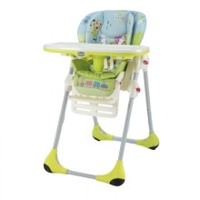 Chicco Polly 2 in 1 Highchair Baby World