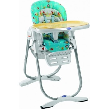 Chicco Polly Magic Highchair Baby Sketching