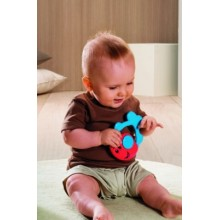 Chicco Fun Teething Rattles - Fish