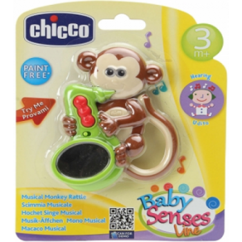 Chicco Musical Monkey