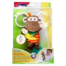 Chicco Multi-Activity Vibrating Monkey