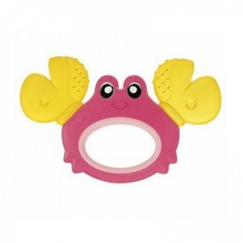 Chicco Crab teething Ring
