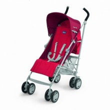Chicco London Up Stroller w/B .Bar Red Wave