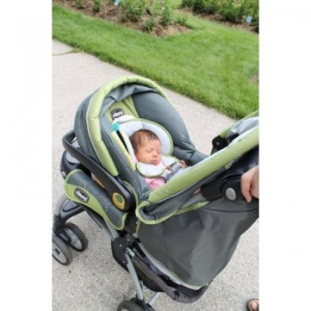 Chicco Cortina Travel System Element