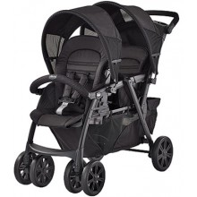 Chicco Together Twin Stroller Nature