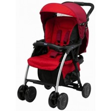 Chicco Simplicity Plus Top Stroller Red