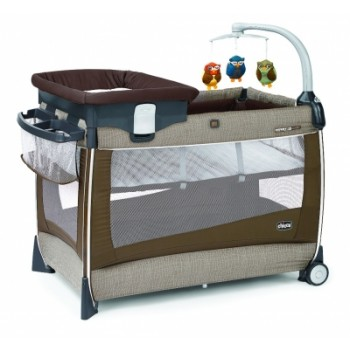 Chicco Lullaby Magic Playard - Rattania