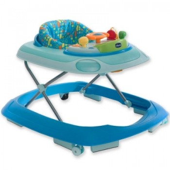 Chicco Band Baby Walker - Turquoise