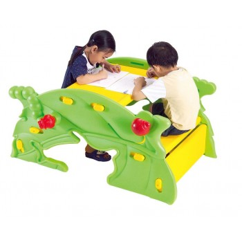 Ching Ching Dolphin Seesaw & Leaf Table