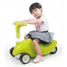 Ching Ching Ride On Walker + Scooter (2 in 1)