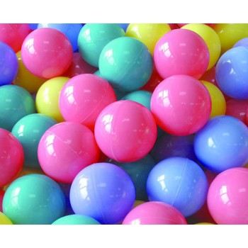 Ching Ching Play Balls 7cm 500pcs
