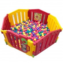 Ching Ching (Taiwan) Ball Pool @ 500 pcs Play balls / Ball Pit