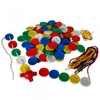 Counting Buttons (100 pcs) (S6064B)