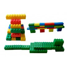 Kiddy Building Blocks (90pcs)