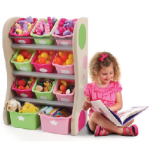 STEP 2 Fun Time Room Organizer™ - Pink