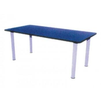 Rectangular Table 4' X 2' X 20h