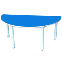 Semi-Round Table (Meja Separuh Bulat)
