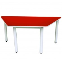 "Trapezium Table 20""H"