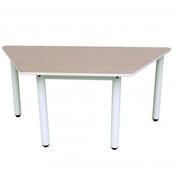 "Trapezium Table 20""H (Natural)"