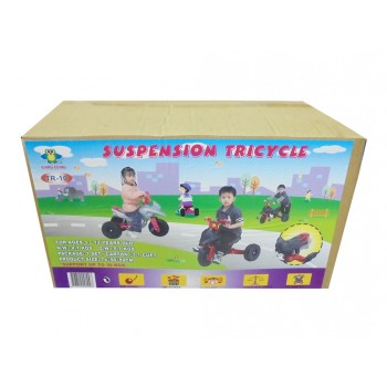 Ching Ching Suspension Tricycle