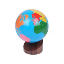 Globe of The Continents (KG002)