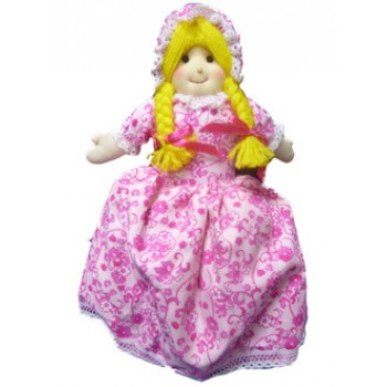 Goldilock (3 in 1 Story- telling doll)