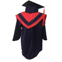 Graduation Gown With Mortar Board