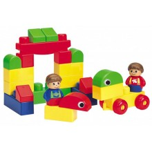 Haenim Kids Building Blocks - 84pcs ( Aga Blocks )